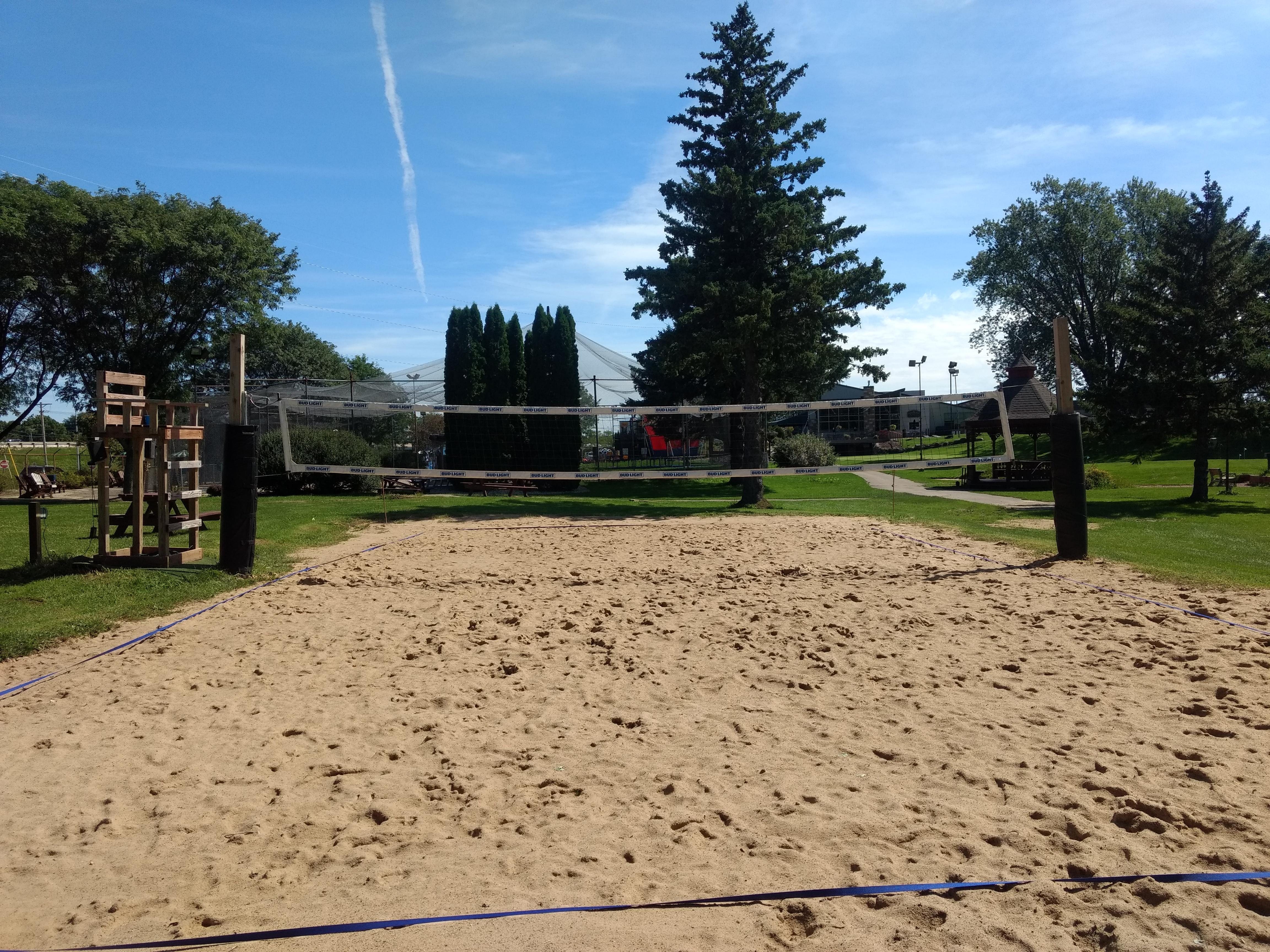 Volleyball League Vitense Golfland